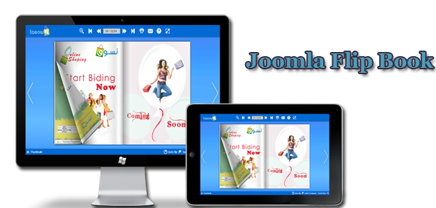 Joomla Flipping Book, Online Product Catalog and Brochure Maker ...