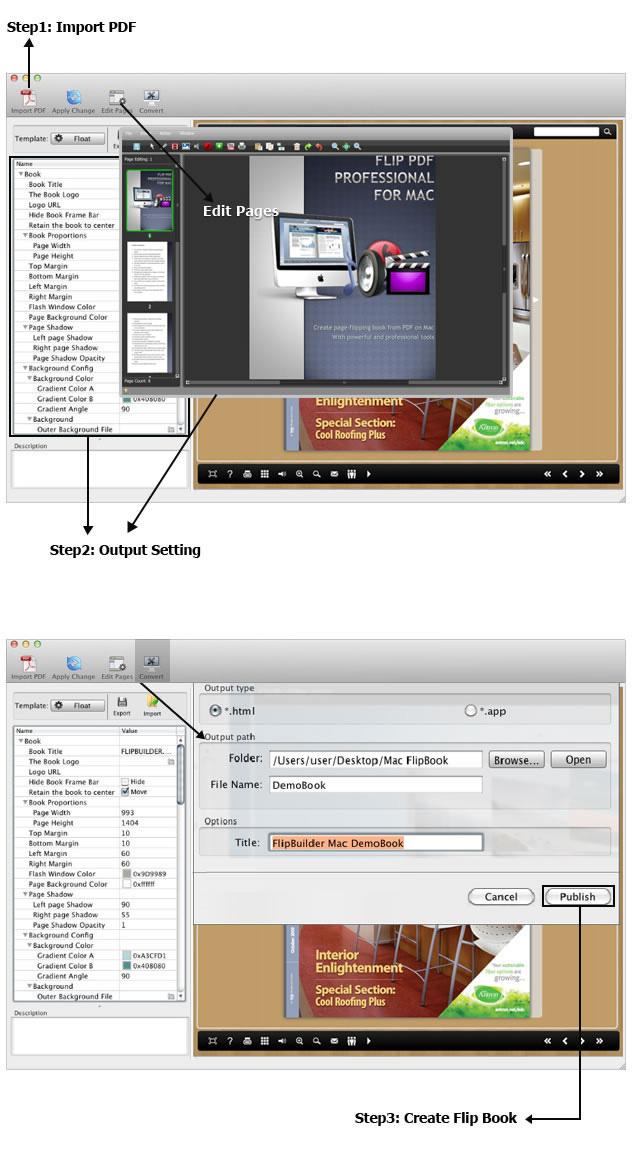 Flipbook Creator Pro For Mac Professional Flip Book Maker Creates