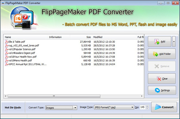 conversion of pdf file to excel format