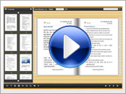 PPT to page-flip ebook software, Convert Powerpoint to flash flip