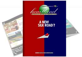 a new silk road