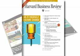 harvard bussiness review 2006 04