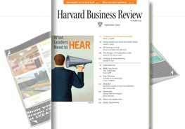 haverd business review 2005 09
