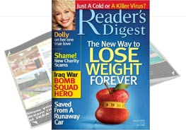 reader digest january 2006